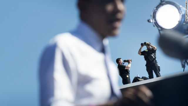 Secret Service misbehavior isn't widespread, report says