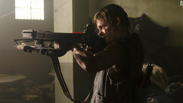 No easy choices on 'The Walking Dead'