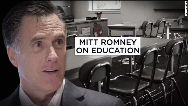 Obama ad focuses on education