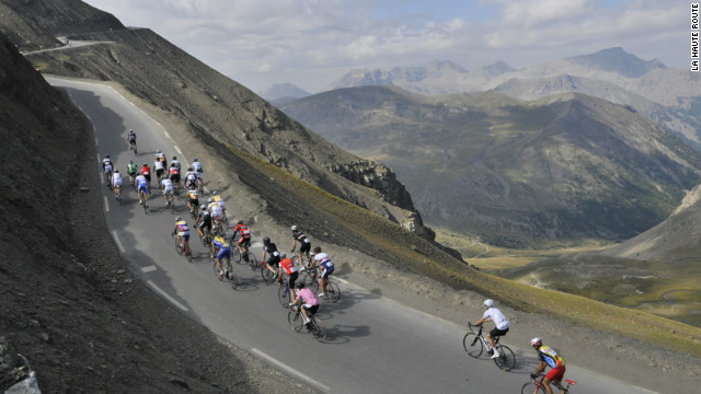 Alpine climbing is the order of the day in the La Haute Route which starts in Geneva and finishes in Nice. Competitors can expect to ride around 730km over seven stages, with up to 17,000m of ascent. Many of the classic cols of the Tour de France are tackled on the way.<br/><br/><br/><br/>