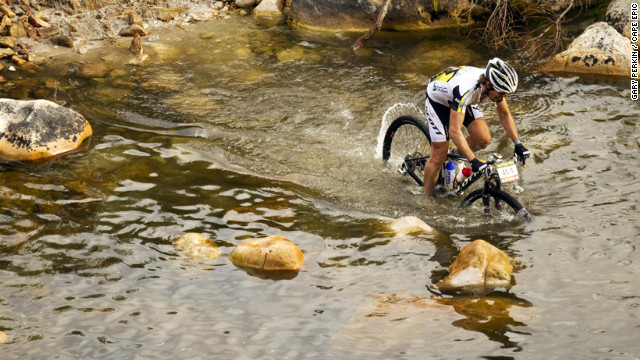 The Cape Epic in South Africa is one of the most famous mountain bike races in the world with teams of two competing over 966km of terrain over six stages with massive climbs and daunting terrain.<br/><br/>