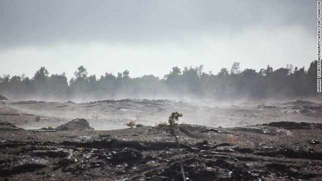 Hawaii's most active volcano has been releasing lava since 1983 -- but thanks to safety measures, that shouldn't stop curious visitors.