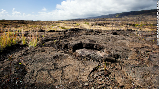 Hawaii's terrain offers views of the coast, valleys, volcanoes and mountains.