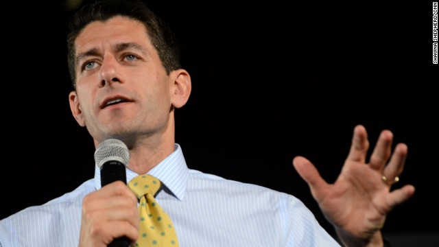 Ryan tries to pit Clinton comment against Obama