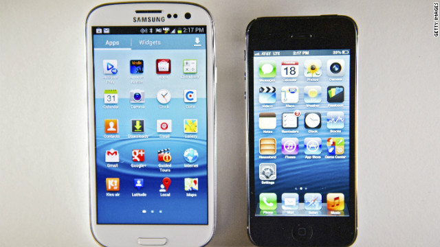 Apple accused Samsung of copyright infringement, saying the Korean electronics maker had copied its technology for some of its phones and tablets. A jury in August awarded Apple more than $1 billion in damages, although Samsung has appealed the verdict.