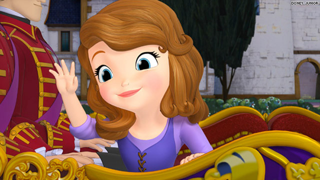 Opinion: Why isn't Disney's Princess Sofia Latino?