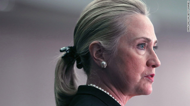 Hillary Clinton: She's running, against Obama (Opinion)