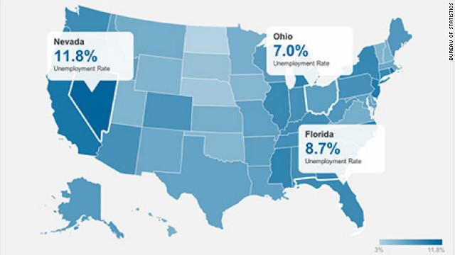 Los 7 estados clave que definirán las elecciones en EE.UU.