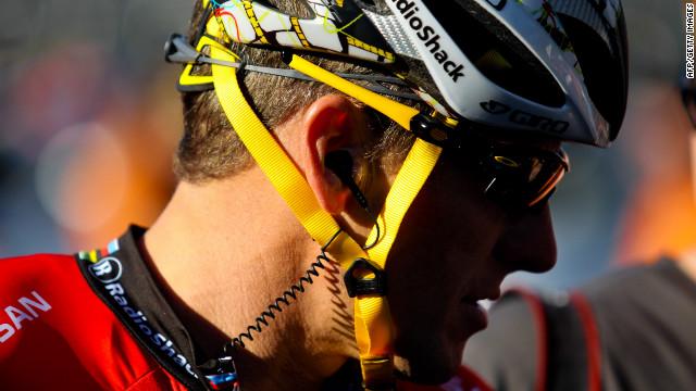 Lance Armstrong renuncia a la junta directiva de Livestrong