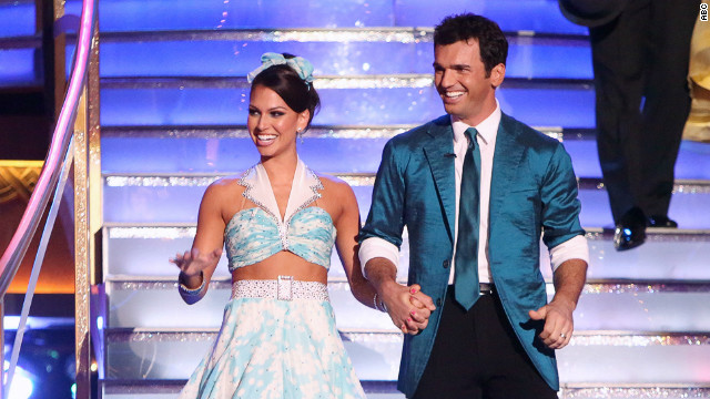 'DWTS' All-Star Melissa Rycroft suffers injury