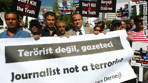 Turkish journalists