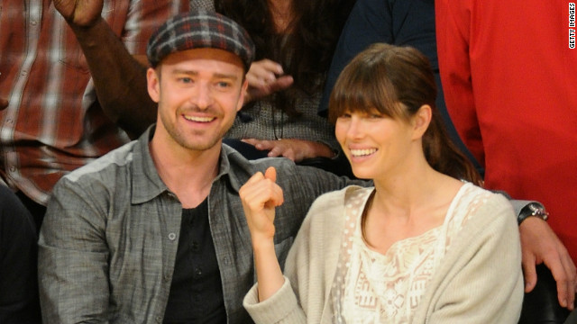 Justin Timberlake: My wedding was 'magical'