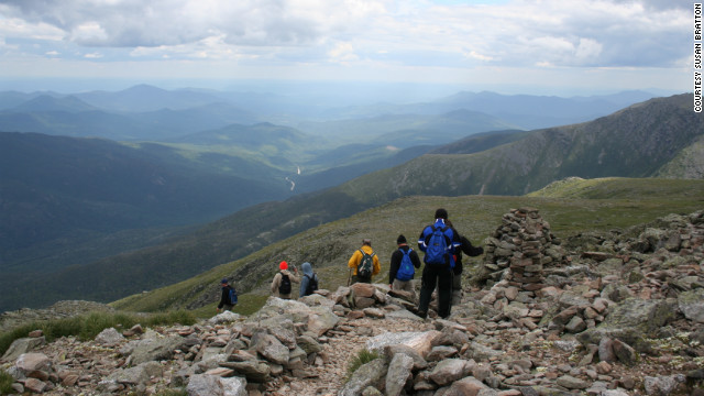 Mount Washington was originally called Agiocochook, which means &quot;home of the Great Spirit&quot; or &quot;home of the spirit of the forest&quot; in the Abenaki language.