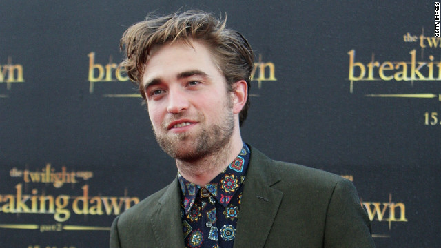 R. Patz on his 'ridiculous' sex scene with K. Stew
