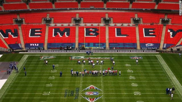 La NFL busca expandirse globalmente para adquirir nuevos mercados