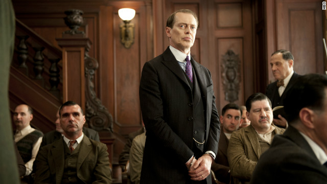 'Boardwalk Empire': Lock, stock and whiskey barrel