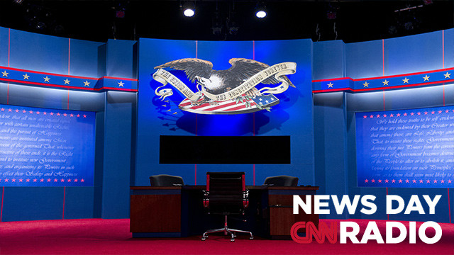 CNN Radio News Day: October 22, 2012