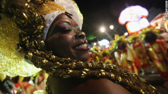 Carnival celebrations in Salvador. Carnival is the grandest holiday in Brazil, drawing millions in celebrations leading up to Fat Tuesday, before the start of Lent. The origins of Carnival combine the Catholic festival celebrations of Portuguese colonialists and the music and dancing of African slaves.