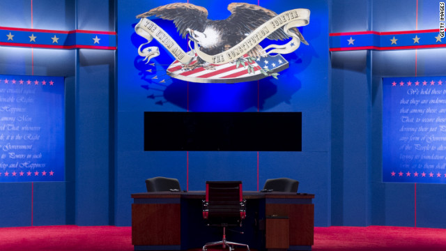 Live blog: Final presidential debate