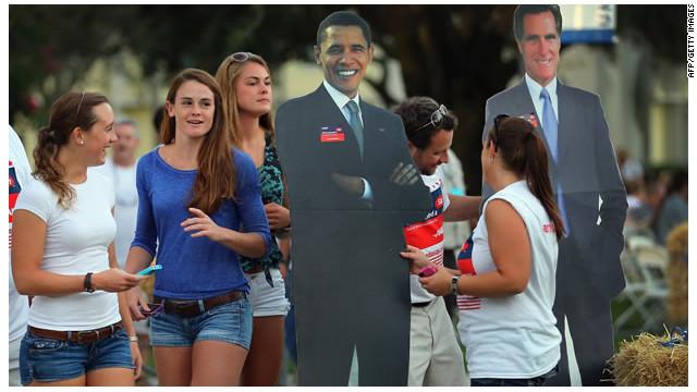 Obama y Romney se la juegan en el tercer debate presidencial