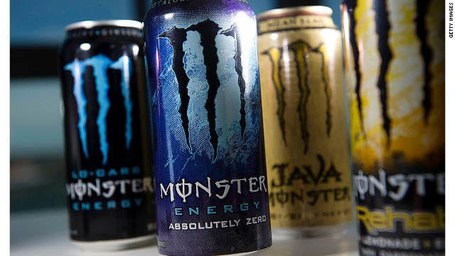 Energy drinks pack monster caffeine punch; soon you'll know just how much