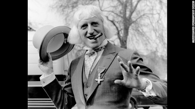 Photos: The life of Jimmy Savile