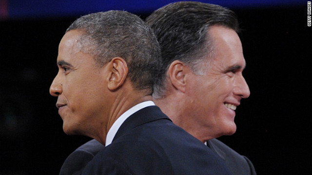 CNN Poll: Nearly half of debate watchers say Obama won showdown