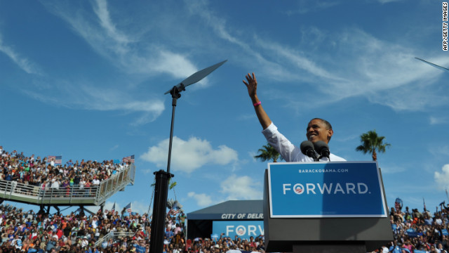 Romney has &#039;stage three Romnesia,&#039; Obama says