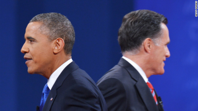 National Poll: Obama 50%, Romney 47%