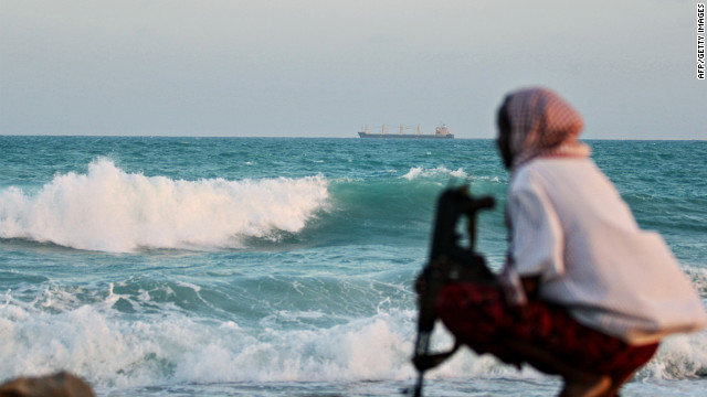Why China's Gulf piracy fight matters