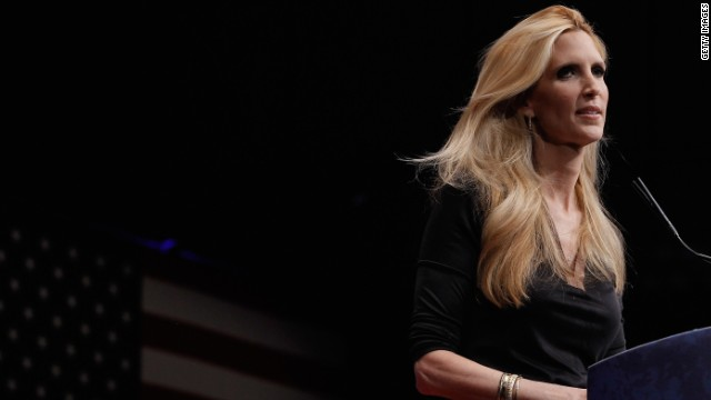Ann Coulter's backward use of the 'r-word'