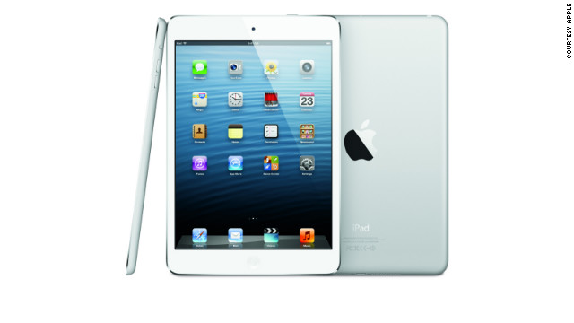 Pre-orders for the iPad Mini begin Friday, and they will be available in stores November 2. Models with cellular data capability will ship a few weeks after the Wi-Fi versions.
