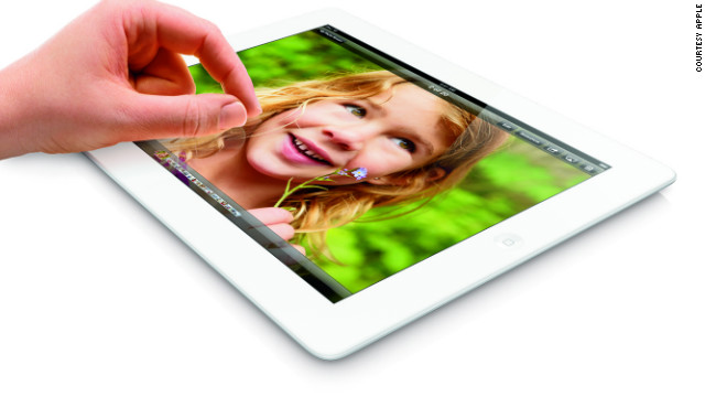 Apple also anounced updates to several other products, including the full-size iPad. The iPad will feature the new A6 processor also found in the iPhone 5.