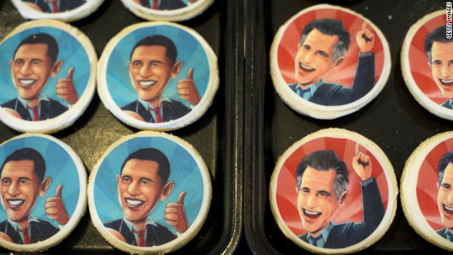 CNN's GUT CHECK for October 23, 2012