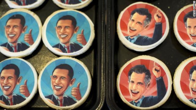 CNN's GUT CHECK for October 23, 2012