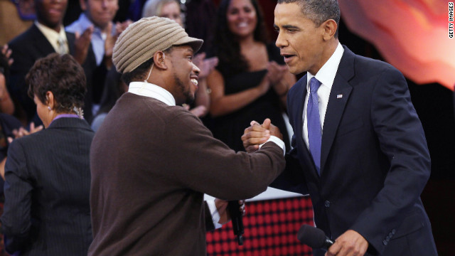 Obama to appear on MTV