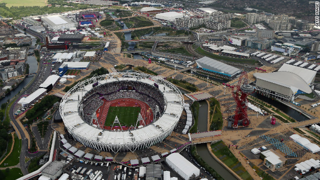 London\'s Olympic legacy in action