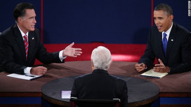 CNN Fact Check: Obama went on an apology tour, Romney and others say