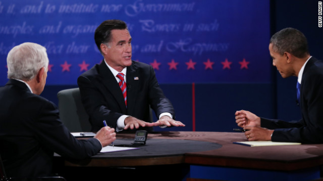 CNN Fact Check: Romney, Obama and Iraq