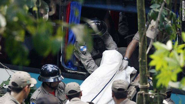 Un camión cae a un abismo en Brasil y causa la muerte a 11 personas