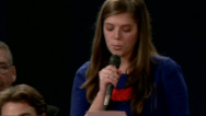 'Undecided' attacked for debate question