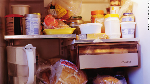 Chill: Keep foods cold and chill leftovers quickly. Check your refrigerator with a refrigerator/freezer thermometer to make sure the temperature is 40 degrees Fahrenheit or below, and make sure your freezer is 0 degrees or below. If you have leftovers or perishable foods, refrigerate or freeze them within two hours (only one hour if the surrounding temperature is above 90 degrees F). If you thaw frozen food, don't leave the food out at room temperature. Thaw the food in the refrigerator. If you need to thaw food quickly, place the food under cold running water or in the microwave. Then cook the food immediately.