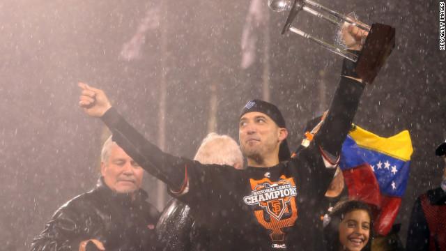 La Serie Mundial de béisbol 2012 será la más latina de la historia