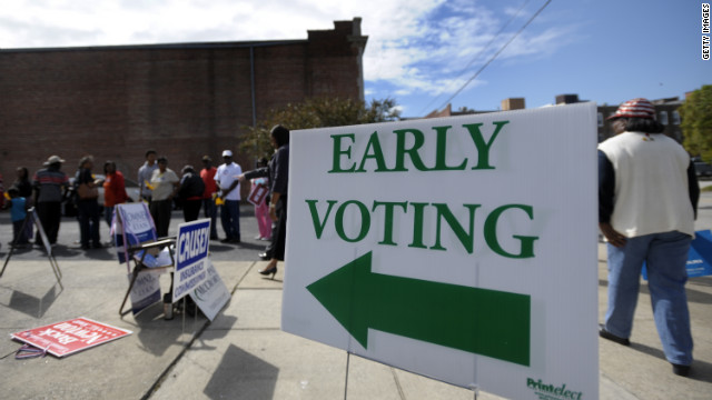 Calling all early voters: Share your 'Votergraph' with us!