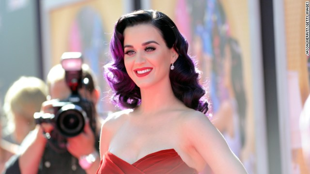 We've already taken a look at the Katy Perry's<a href='http://www.cnn.com/2012/07/02/showbiz/celebrity-news-gossip/katy-perry-bra-tops-part-of-me/index.html?iref=allsearch' target='_blank'> bra-mazing outfits</a>. Here are some of her wildest ensembles to date: