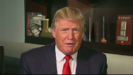 "Trump: ""Not a publicity stunt…a serious offer"""