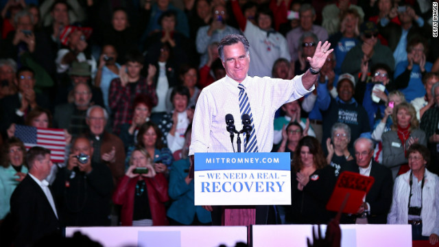 Romney: All in for the family
