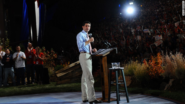 Ryan lays out GOP solution to fight poverty