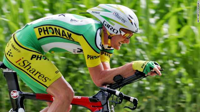 An early and chief accuser of Armstrong, Floyd Landis was himself stripped of his 2006 Tour de France title after testing positive for performance-enhancing drugs. He admitted doping in 2010, the same year he accused many other riders of doping as well.