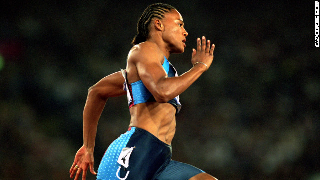 Marion Jones was a world champion track and field athlete who won several titles in the 1990s and five medals during the 2000 Olympic Games in Sydney, Australia. After admitting in 2007 that she had taken performance-enhancing drugs, she was stripped of the gold medals and other honors won after the 2000 Games.